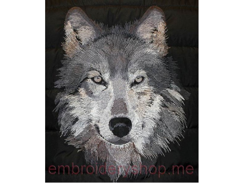 Wolves Machine Embroidery Designs