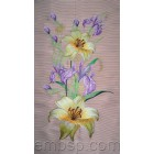 Lilies and Irises flw0076