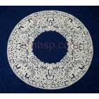 "Lace Doily ""Visiting Fairy Tales"" fsl0028"