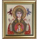 Icon of the Mother of God of the Sign smb0017