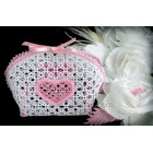 Lace Basket for Jewelry fsl0045