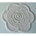 Lace Flower Doily fsl0057