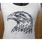 Machine embroidery design Eagle brd0049